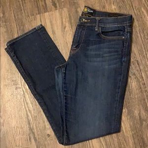 Lucky Brand Sweet N' Straight Blue Jeans